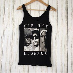 Original Flavor Hip Hop Legends Tank Top